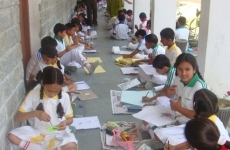 Drawing competition function