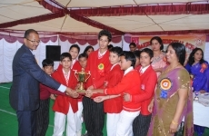 Prize distribution function